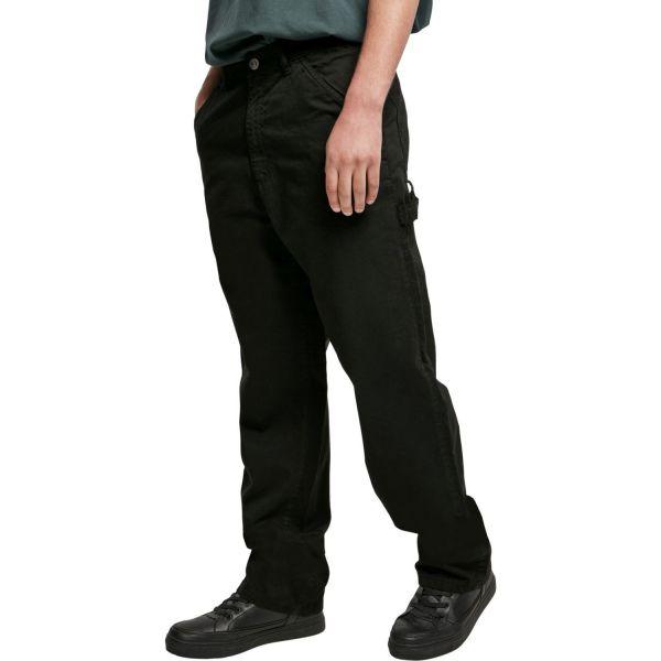 Urban Classics - Carpenter Pants Loose-Fit Hose schwarz
