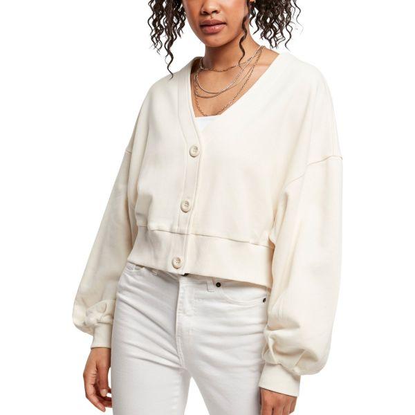 Urban Classics Ladies - Organic Oversized Cardigan Sweater