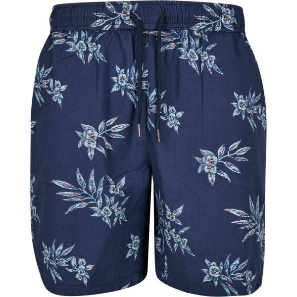 Urban Classics - Pattern Resort Shorts tropical