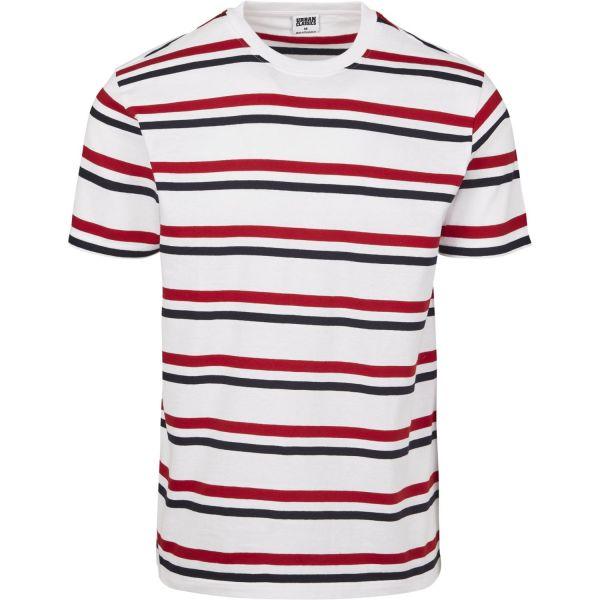 Urban Classics - Yarn Dyed Skate Stripe Shirt