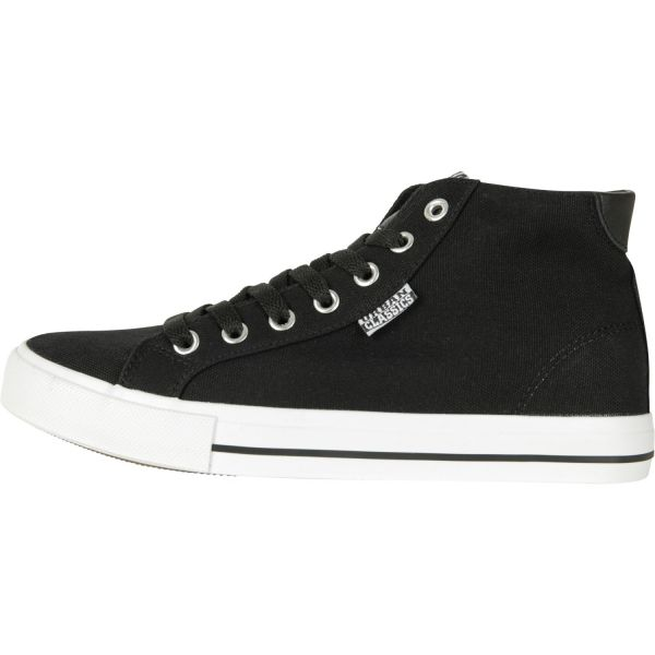 Urban Classics - High Top Canvas Sneaker Schuhe