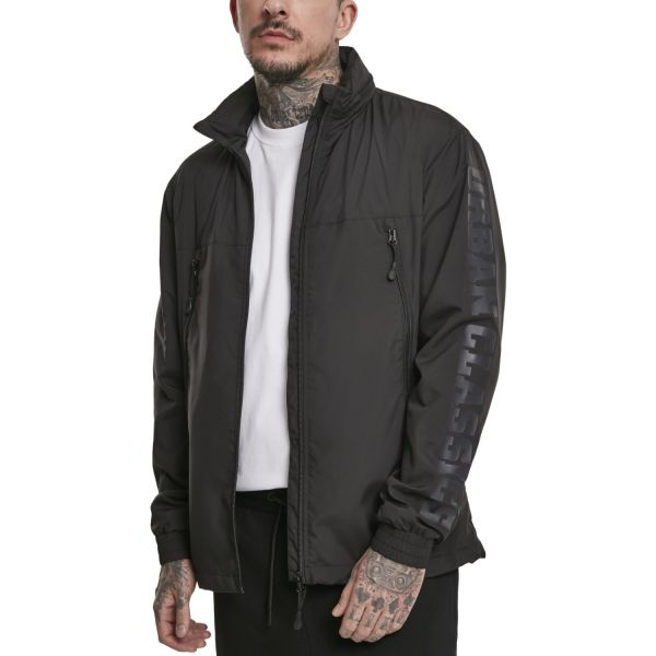 Urban Classics - Tactical Light Jacket schwarz