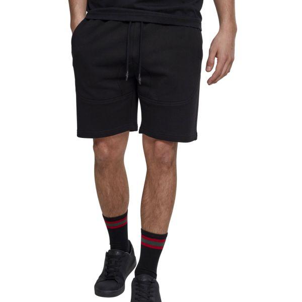 Urban Classics - BASIC Sports Sweat Shorts noir